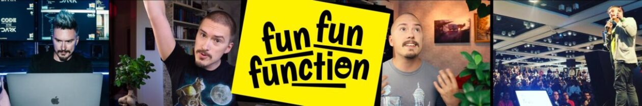 YouTube Channel Fun Fun Function